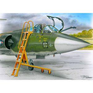 Scaletta F-104 1-48