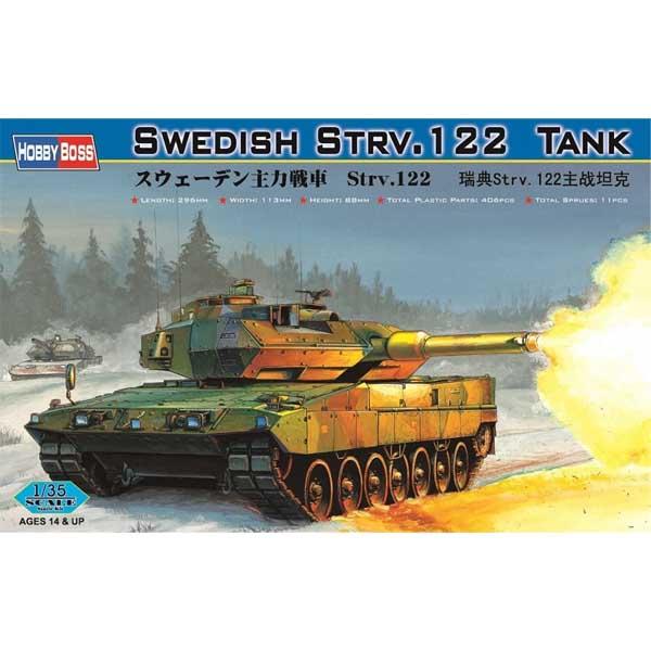 Swedish Strv. 122 Tank 1-35 2
