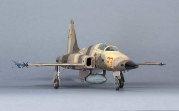F-5/E Tiger Hobby Boss in scala 1/72