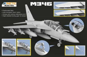 M-346 Kinetic 1/48