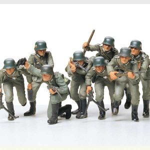soldati tedeschi di assalto tamiya 35030 scala 1:35 diorama seconda guerra mondiale