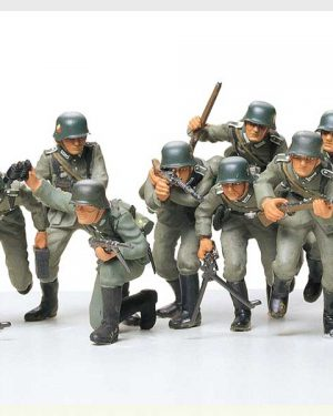 soldati tedeschi di assalto tamiya