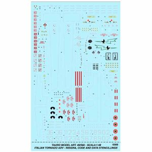 Decal Tornado ADV- A.M.I. Scala 1/48