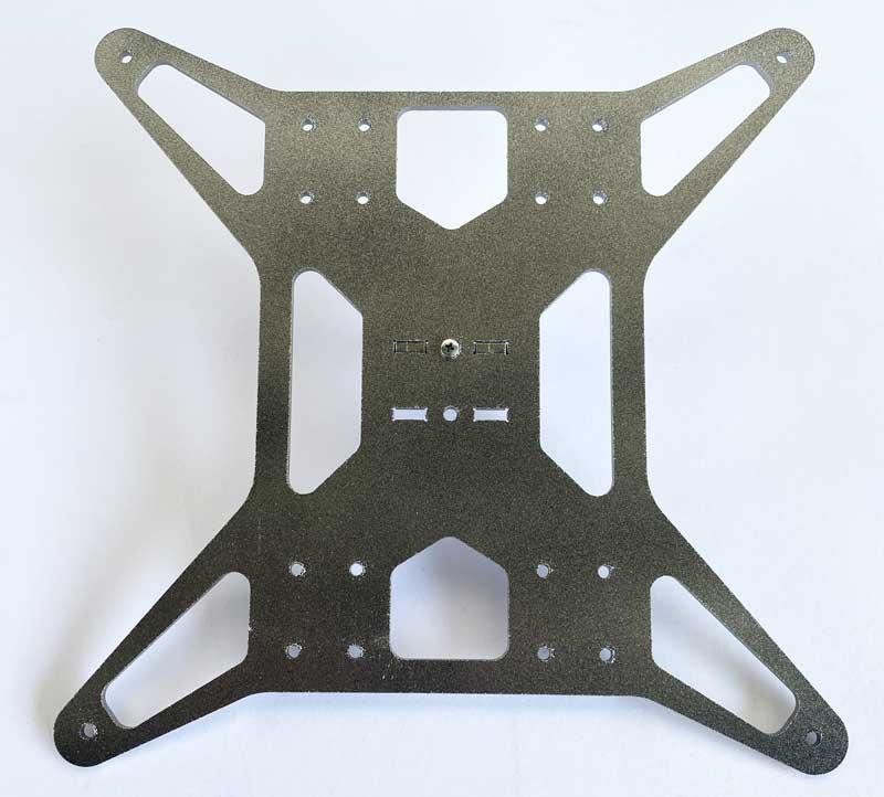 titan A8 frame stampante 3D