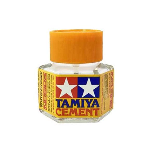 colla tamiya tappo arancione 87038