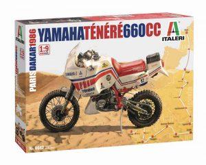 yamaha tenere 660 scala 1/9