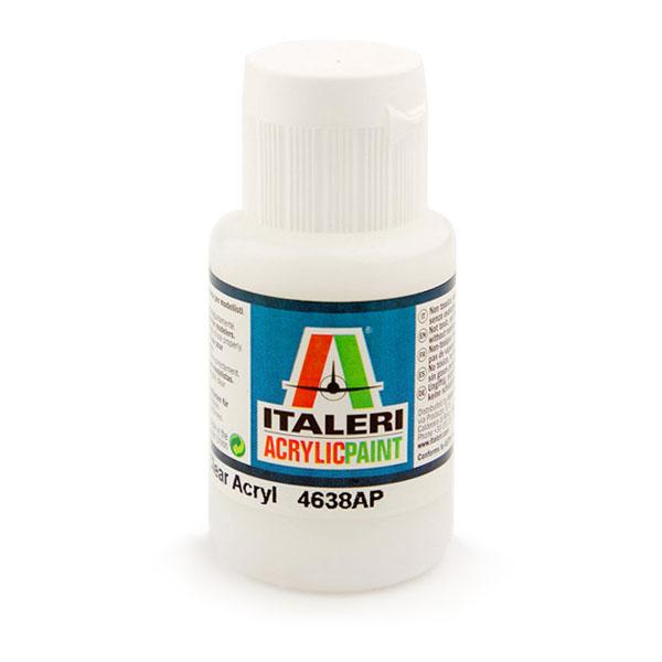 Italeri Trasparente acrilico 35ml.