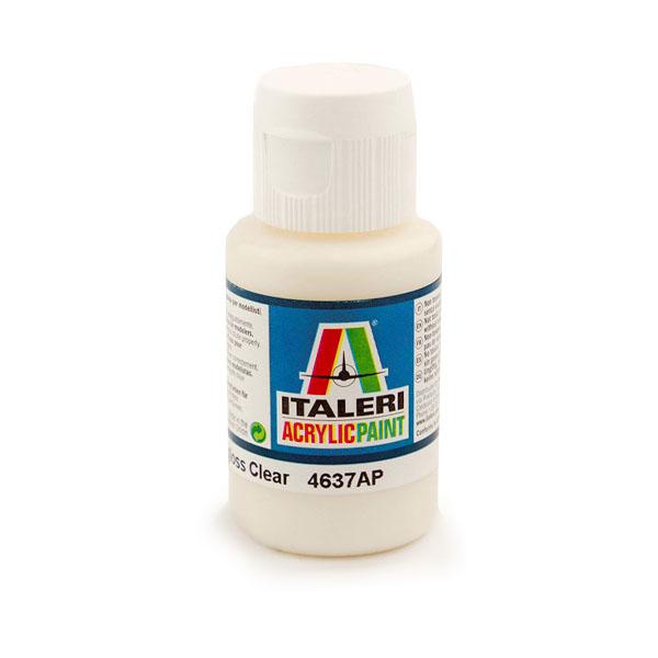 Italeri Trasparente acrilico semilucido 35ml