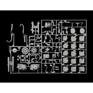 Yamaha Tenere 660 cc italeri 1-9 5