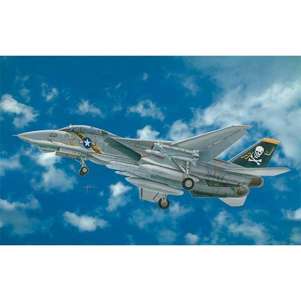 f-14 tomcat jolly roger italeri 2667