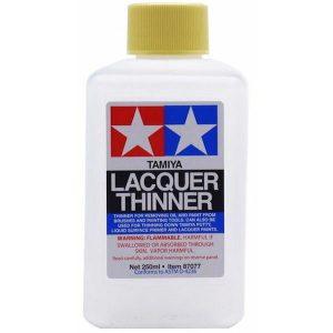 tamiya laquer thinner