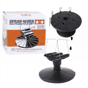 Supporto verniciatura Spray Work Tamiya