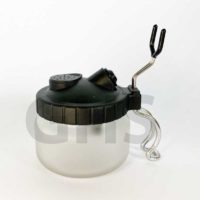 vaso pulizia aerografo accessori modellismo