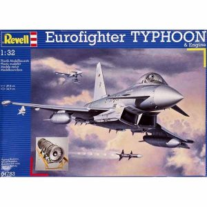 EF-2000 Eurofighter Revell Scala 1:32