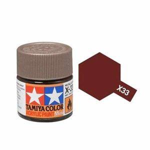 Colore Tamiya X 33 BRONZO