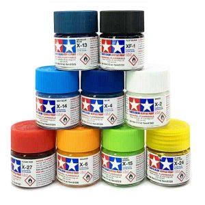 Colori Tamiya colori acrilici modellismo