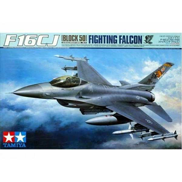 f-16 fighting falcon 1:32 tamiya TA60315