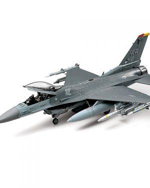 f-16 fighting falcon tamiya scala 1:48 61098