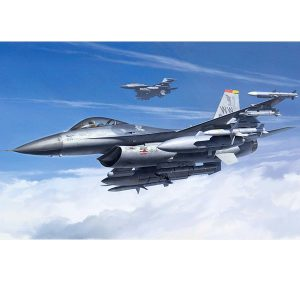 f-16 fighting falcon tamiya scala 1:48 61098