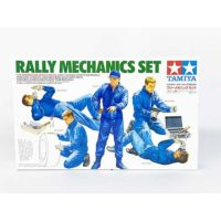 set meccanici rally Scala 1:24 Tamita TA24266