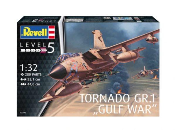 tornado gr1 raf gulf war revell scala 1:32