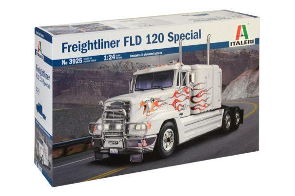 FREIGHTLINER FLD 120 SPECIAL camion italeri scala 1:24