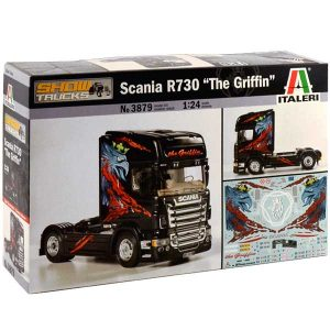 ITALERI CAMION SCANIA R730 THE GRIFFIN