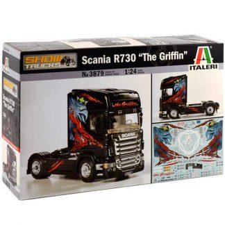 ITALERI CAMION SCANIA R730 THE GRIFFIN