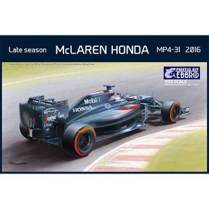 MCLAREN MP4 EBBRO AUTO scala 1 20