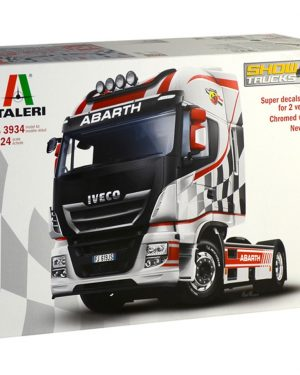 iveco hi-way E5 Abarth italeri scala 1:24