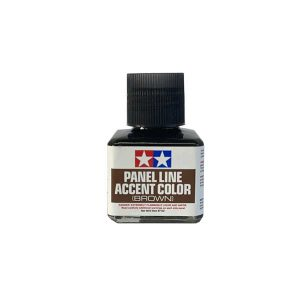 colore tamiya 87132 marrone panel line accent