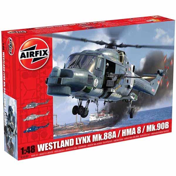 westland lynx mk88 airfix elicottero scala 1:48