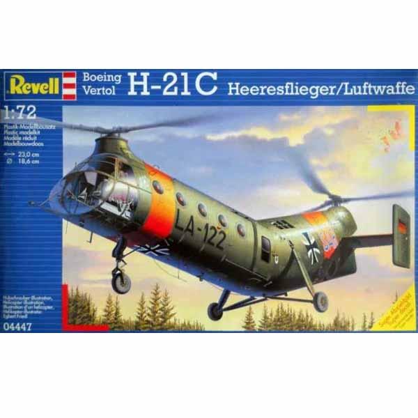 h-21C Heeresflieger-Luftwaffe