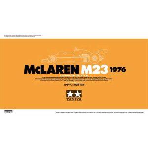 McLaren M23 1976 Scala 1:20 Tamiya