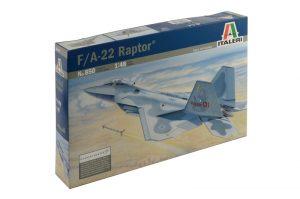 f-22 italeri 0850