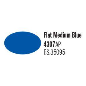 colore italeri 4307 ap blu medio opaco