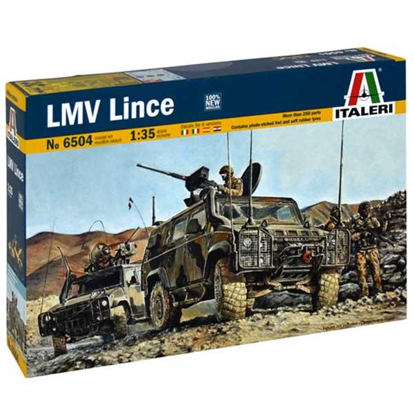 LMV LINCE ITALERI SCALA 1-35