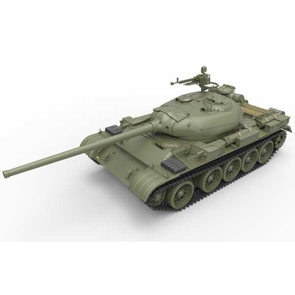MINI ART T-54-1 SOVIET MEDIUM TANK. INTERIOR KIT Scala 1-35 2
