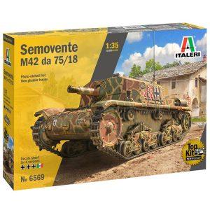 SEMOVENTE M42 DA 75_18 REGIO ESERCITO