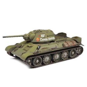 ZEVZDA T-34-76 mod. 1942 g. Scala 1-35 2