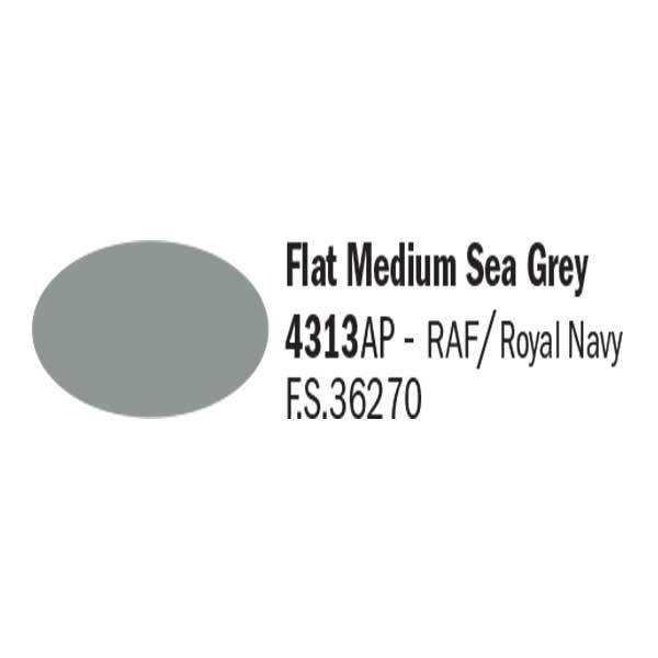 colore italeri 4313 ap grigio mare