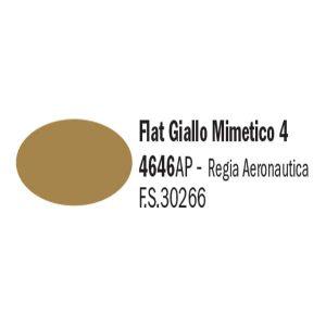 colore italeri 4646 ap Giallo Mimetico 4