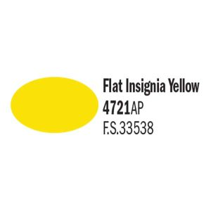colore italeri 4721 ap Giallo Insignia