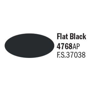 colore italeri 4768 ap nero opaco