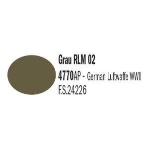 colore italeri 4770 ap grau rlm 2