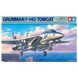 f-14d tomcat tamiya scala 1:48