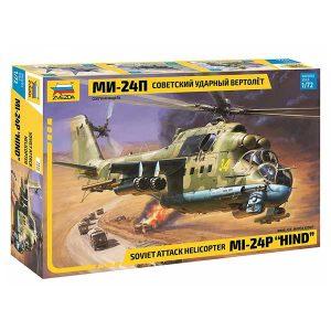 Mi-24P hind zvezda scala 1/72