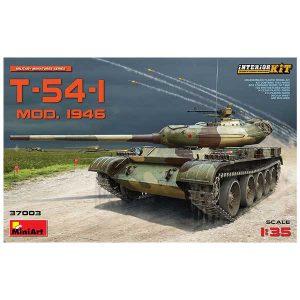 t-54-1 soviet medium tank-1-35