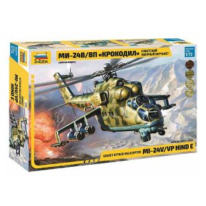 "Mi-24V/ VP ""Crocodil"" Scala 1:72"
