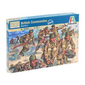 British Commandos Italeri Scala 1:72 IT6064